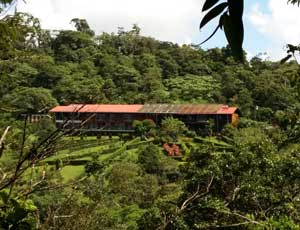 Mountain Lodge for Sale in Costa Rica